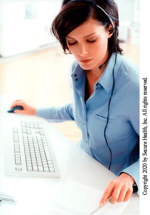 Billing/Coding VNG videonystagmography Secure Health Inc