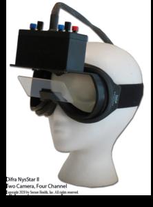 Binocular Difra NysStar II vng equipment