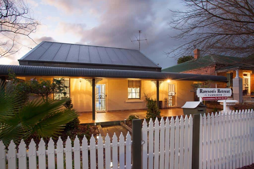 Tamworth bed and breakfast accommodation