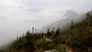 Iceline Trail, Yoho