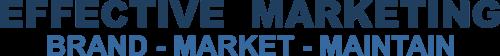 Effective Marketing Agency Logo
