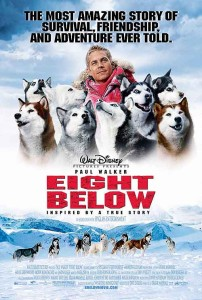 Eight Below and Paul Walker and Jason Biggs and Bruce Greenwood