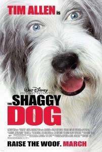 The Shaggy Dog with Tim Allen and Kristin Davis and Robert Downey Jr and  Danny Glover