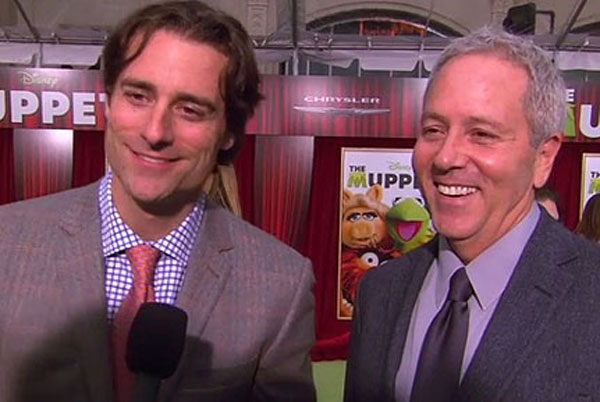 Todd-Lieberman-and-David-Hoberman-and-Mandeville-Films-and-The-Muppets-Movie