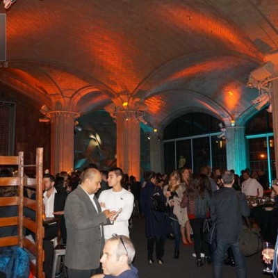 Mandeville Films and Guastavino's and Insurgent NYC Premiere and Todd Lieberman