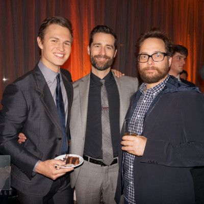 Mandeville Films and Todd Lieberman and Ansel Elgort and Robert Schwentke