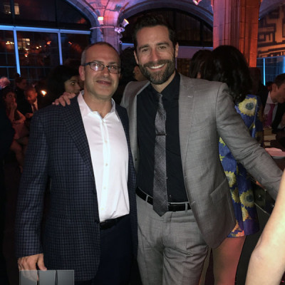 Mandeville Films and Ziegfeld Theater and Insurgent NYC Premiere and Todd Lieberman and Insurgent screenwriter Mark Bomback