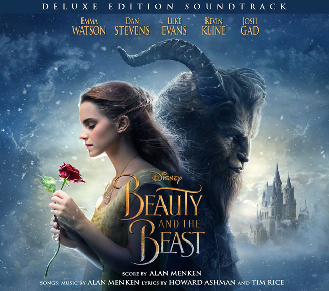 "Just Announced: @CelineDion will perform the new song, ""How Does A Moment Last Forever"" for the live-action Beauty and the Beast."