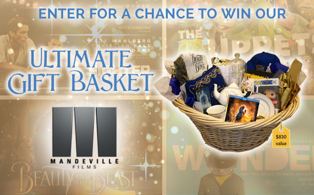 Mandeville's Ultimate Gift Basket Sweepstakes!