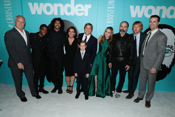 WONDER World Premiere 11/14/17