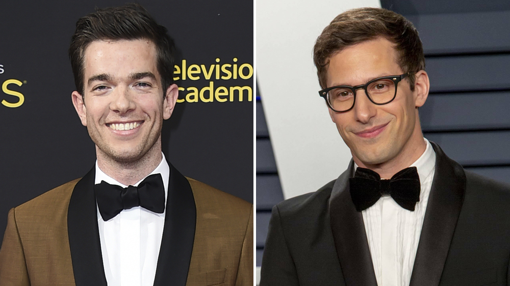 John Mulaney, Andy Samberg to Star in 'Chip 'n Dale: Rescue Rangers' Reboot - Mandeville