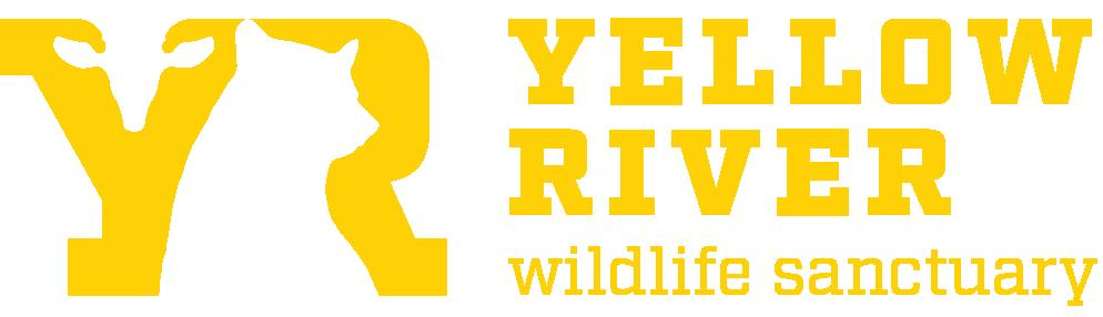 Yellow River Wildlife Sanctuary horizontal logo