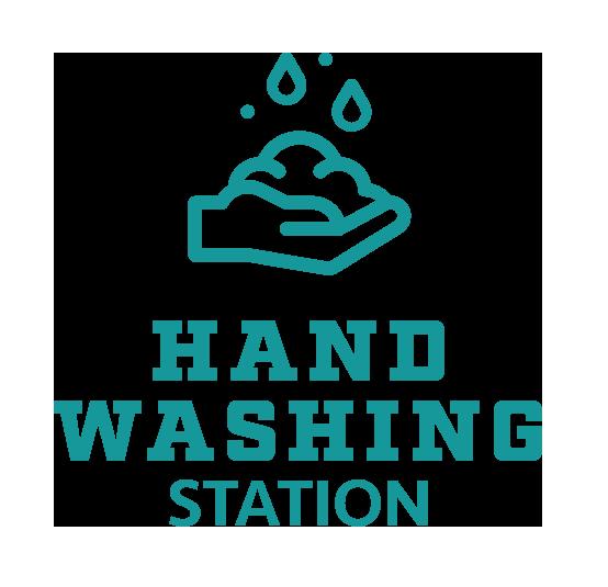yellow river wildlife sanctuary handwashing