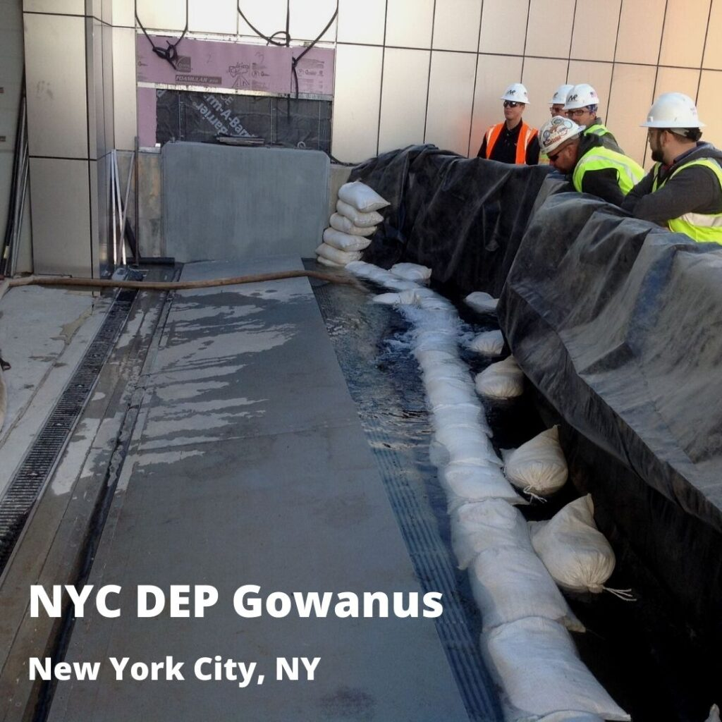 floodbreak protects NYC Gowanus
