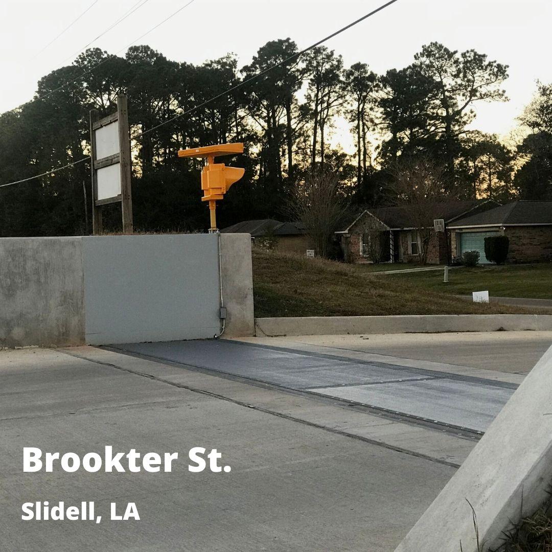 brookster st floodwall