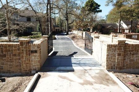 residential floodwall