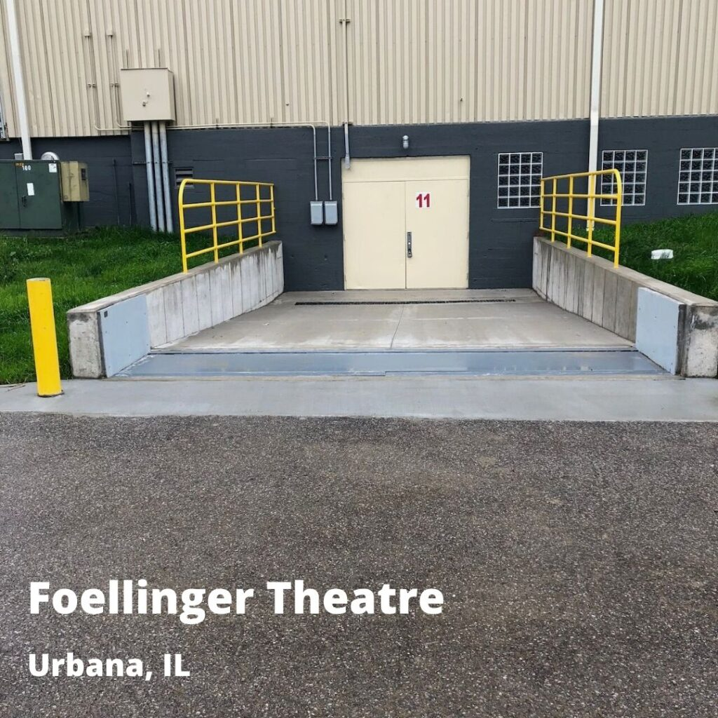 permanent flood protection for theaters