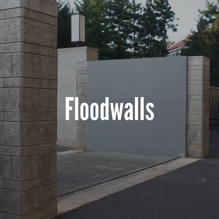 passive flood walls