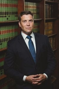 Nick Baker Injury Law Attorney