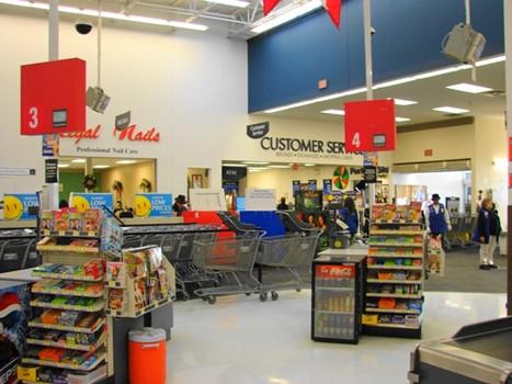 Avon Walmart Interior1