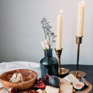 candles and well-being