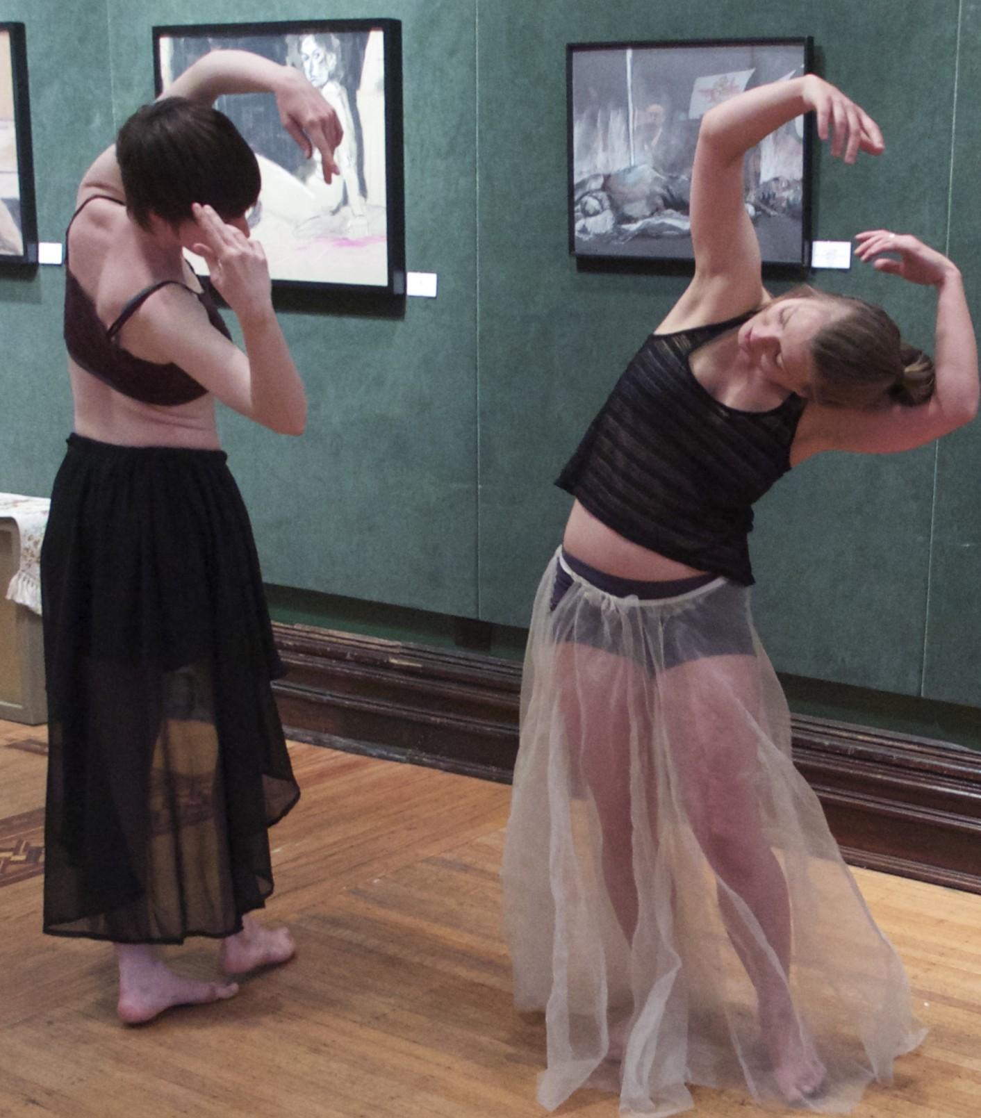 Laboratory Dancers