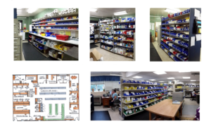 Pharmacy Consolidation and USP 797,800 Compliance Virginia Center for Behavioral Rehabilitation - Piedmont Geriatric Hospital (VCBR - PGH) Facility Consolidation - Burkeville, VA