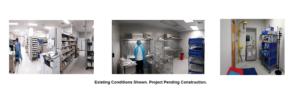 Pharmacy Renovation - USP 797,800 Compliance Hampton Veterans Affairs Medical Center (VAMC)