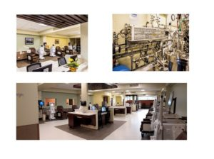 University of Virginia Appomattox Outpatient Dialysis Clinic: 17 Patient Stations