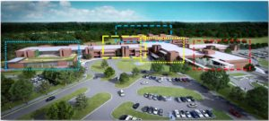 Emergency Department and Radiology/Nuclear Medicine Expansion and Multiple Department Renovations - Camp Lejeune Hospital