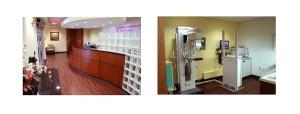 sentara breast imaging center collage