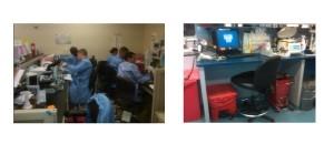 Walter Reed National Military Medical Center Blood Transfusion Lab Renovation