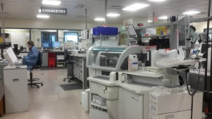 Augusta Main Hospital Lab Renovation and Expansion