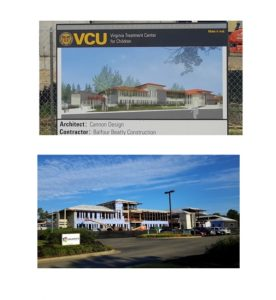 VCU- VTCC (Virginia Treatment Center for Children)