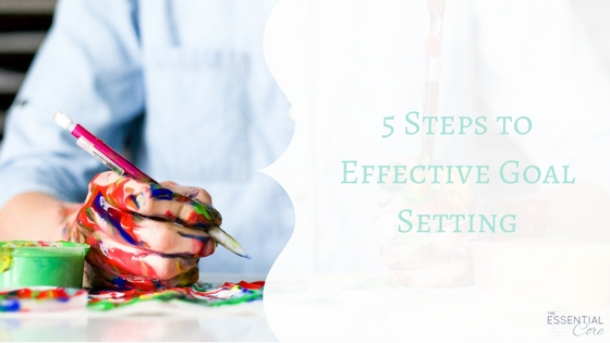5 Steps to Effective Goal Setting
