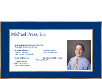 Heart and Kidneys A Love_Hate Relationship – Michael Press, DO