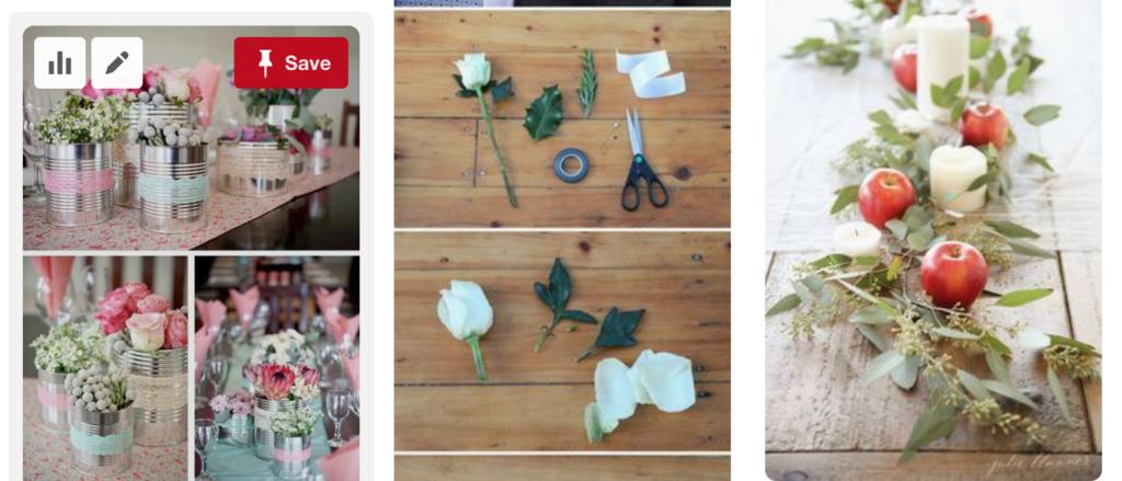 wedding flowers pinterest