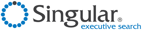 Singular executive search logo