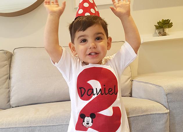 birthday t-shirt Brother