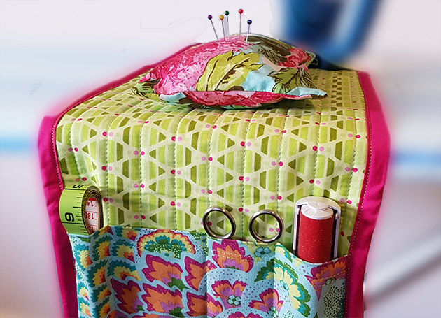 project ironing board caddy