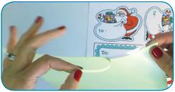Scanncut Christmas Gift Tag - Step 5