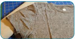 ScanNCut Rockin' T-shirt - Step 1