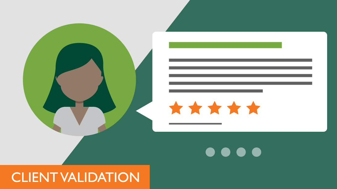 Client Validation Category
