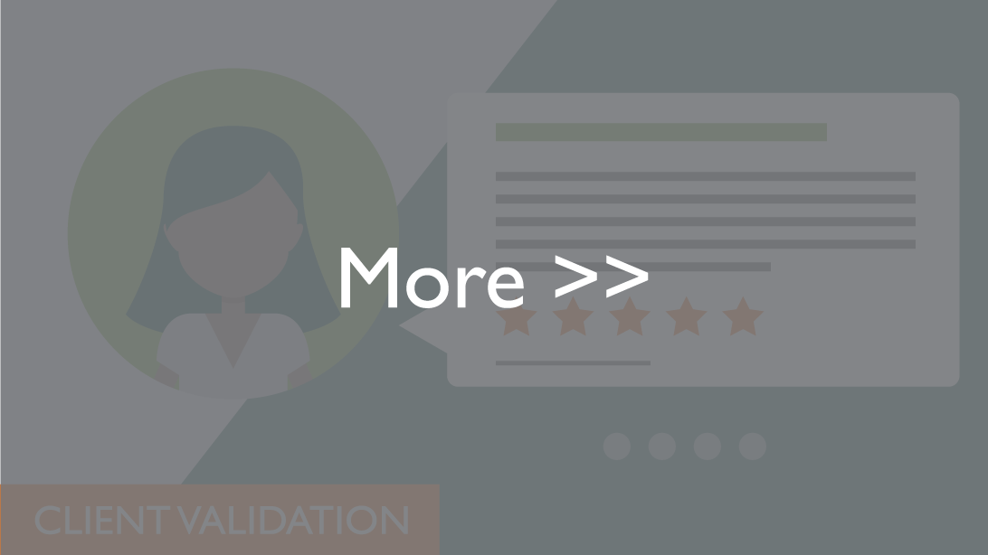 Client Validation Category Page