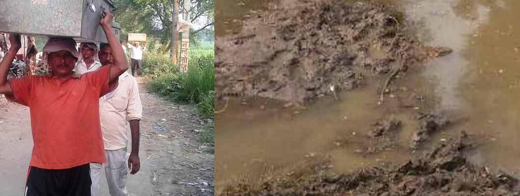 विस्थापित बाढ़ पीड़ितों के दोबारा बसने की प्रक्रिया भी बड़ी जद्दोजहद भरी होगी