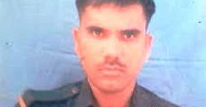 शहीद राजेश यादव के अंगने में गूंजी किलकारी