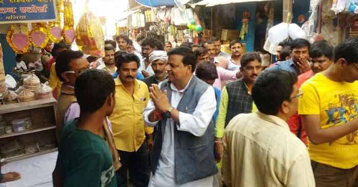 गाजीपुर रैली के लिए बांसडीह में सपाइयों ने जगाई अलख