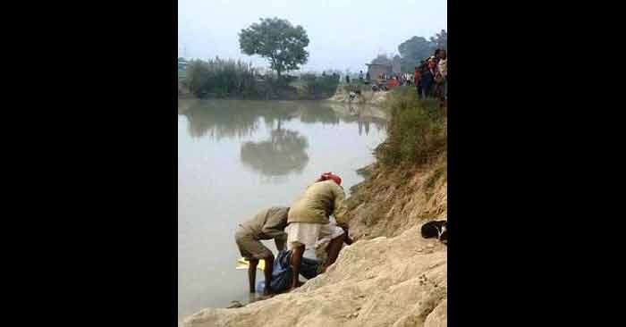 तालाब में डूबने से बालक की मौत