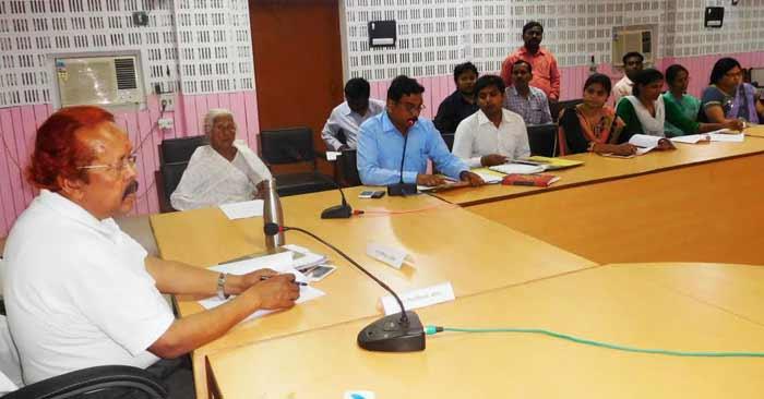 नगरीय स्वास्थ्य केंद्रों पर रोगी कल्याण समिति का गठन