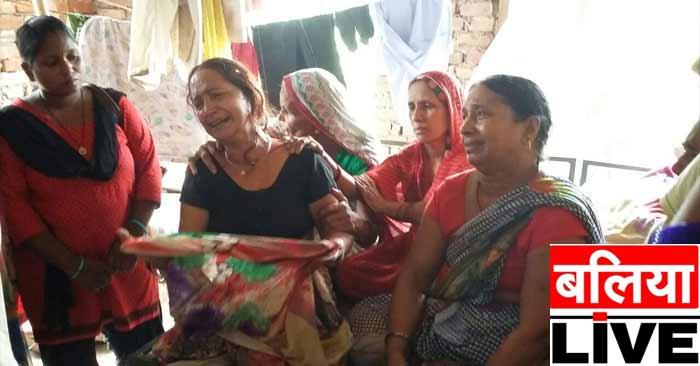 जम्मू-कश्मीर में पाक सैनिकों से लड़ते हुए शहीद हुआ बलिया का लाल